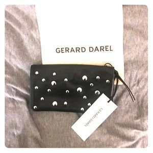 BNWT Leather Studded Gerard Darrel wallet